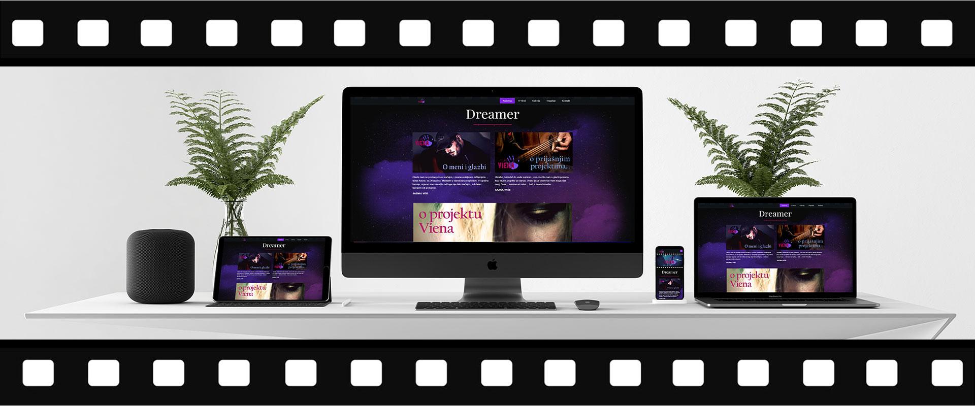 web stranica za dallas